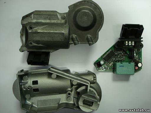 электронный ключ мерседес бенц 202 кузов